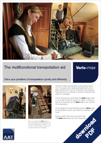 Download Brochure | Multifunctional Vario Stairclimber