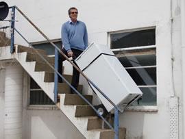 fridgemaster stairclimber