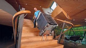 copiermaster stairclimber